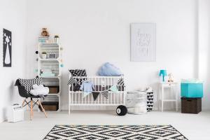 Jak nie wydać fortuny na wyprawkę niemowlęcą?